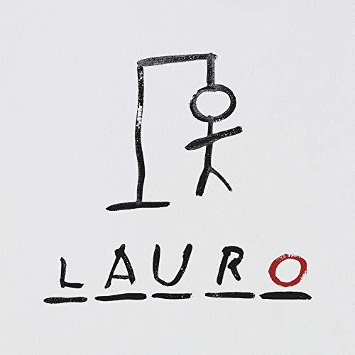 Lauro Vinile Bianco Numerato