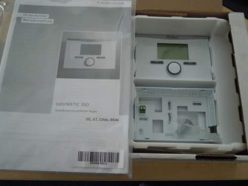 Vaillant calorMATIC 350 RAUMREGLER RAUMTHERMOSTAT VRT 350 // VRT350 NEU OVP