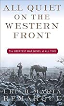 All Quiet on the Western Front by Erich Maria Remarque, A. W. Wheen - Paperback