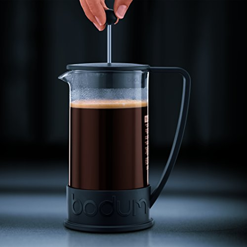 Bodum 10938-01B Brazil Coffee and Tea Maker, 34 Ounce, Black