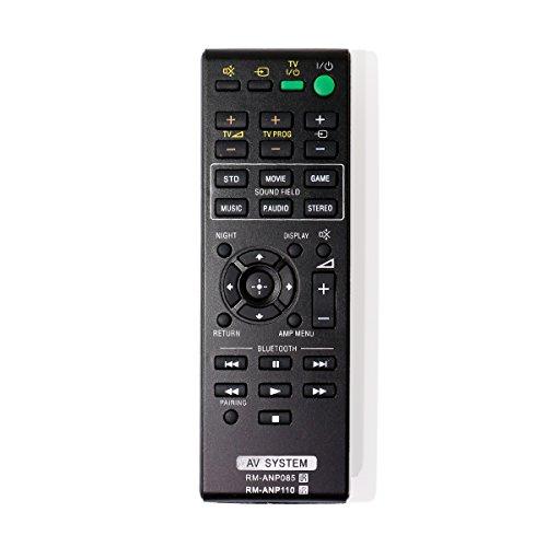 VINABTY RM-ANP085 RM-ANP110 - Mando a Distancia de Repuesto para Sony HT-CT260H Sistema de Cine en casa Barra de Sonido SA-CT260H sa-ct260h Subwoofer
