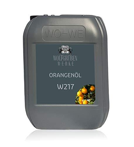 Reines Orangenöl Orangenreiniger Orangenschalenöl Hochkonzentrat Reiniger W217-5L