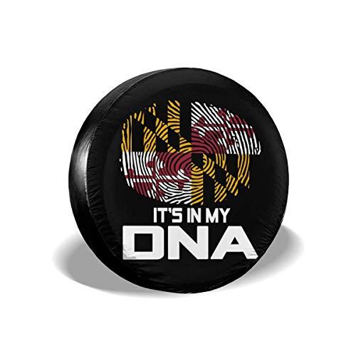 Enoqunt Maryland is in mijn ADN-1 de vervangende velgafdekking past op Jeap RV-aanhanger en vele voertuigen.