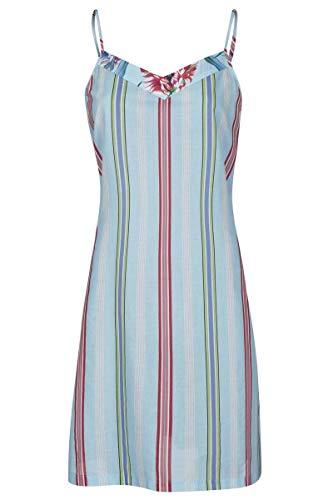 La plus belle Damen Nachthemd mit Spaghettiträgern caribic 36 0286024, caribic, 36