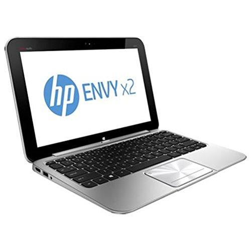 HP ENVY x2 11-g040eg - Ordenador portátil (Hybrid (2-in-1), Plata, Convertible (Detachable), 1.8 GHz, Intel Atom, Z2760)
