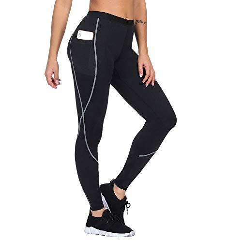 Termici per donna-Teddy Fodera-sostanza elastica Pantaloni all/'elastico-Trackpants
