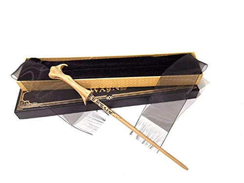 REENG Harry Potter-Bacchetta Magica interattiva di Voldemort,Bacchetta Magic Wand Best Magical Cosplay for Witches And Wizards | Bacchetta Magica for Christmas