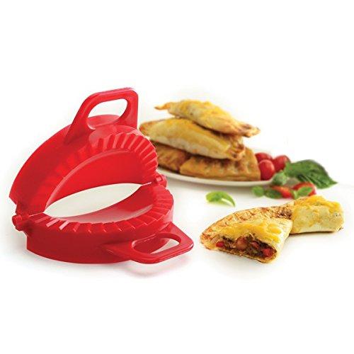 Norpro Grande spatule/boulette de Presse