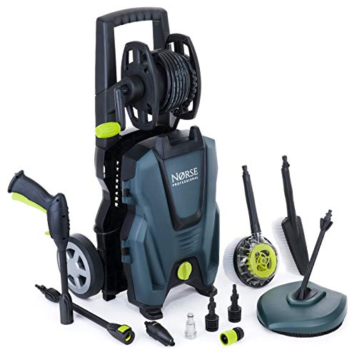 Norse SK125 Electric Pressure Washer 2350 PSI / 160 Bar