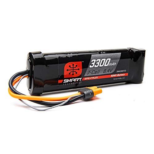 Spektrum- Baterías y Cargadores, Multicolor (Horizon Hobby SPMX33007C3)