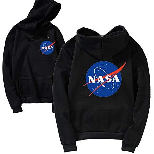 Hoodie NASA trui mannen en vrouwen casual sport jas herfst en winter nieuw