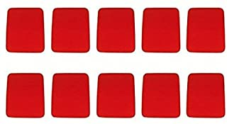 Belkin 10-Pack Red Standard Mouse Pad (F8E081-RED-10)