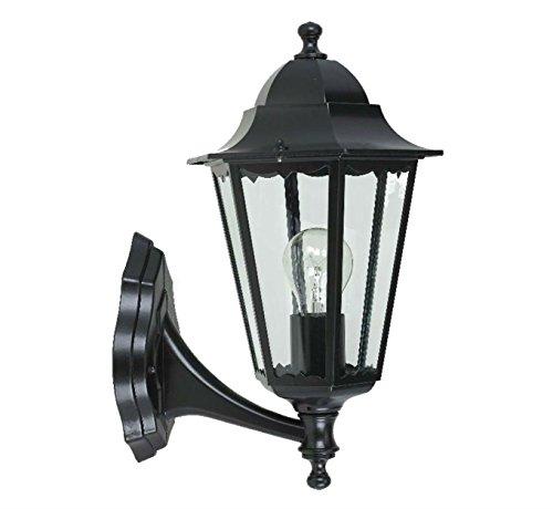 Lámpara de pared victoriana para jardín, patio, camino, iluminación de pared