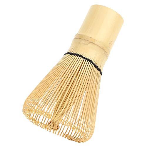 120 puntas Matcha Batidor de bambu Matcha te verde cepillo herramienta de te accesorio para hacer te