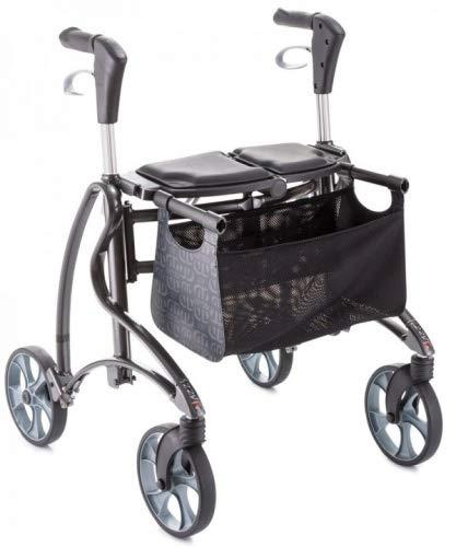 Rollator Jazz II Invacare Leichtgewichts-Rollator Sitzhöhe 61 cm 🔥