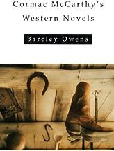 cormac mccarthy western novels