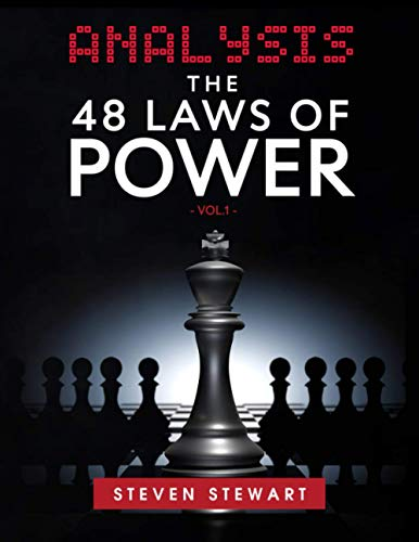 Analysis The 48 Laws of Power: An Analysis & The Secret Methods to getting What You want with Real Life Examples | Why We need to Study Power?