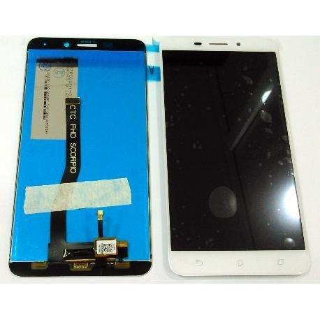 Schermo Display LCD Touch Screen Ricambio ASUS ZENFONE 3 Laser ZC551KL Bianco White Z01BD BOMAItalia