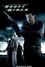 Ghost Rider Poster Movie E 11x17 Nicolas Cage Eva Mendes Raquel Alessi Angry Anderson