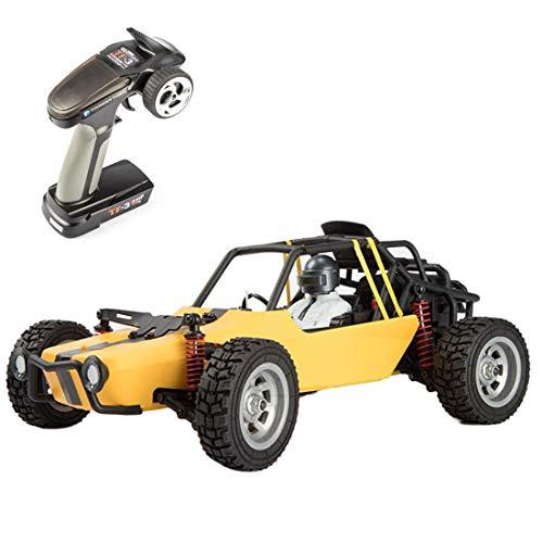 LuoKe Elektrisches RC Offroad Fahrzeug Modell 1:12 2.4G RTR TTRC Sport PUBG Buggy Fahrzeug Spielzeug Geschenk für Kinder Erwachsene