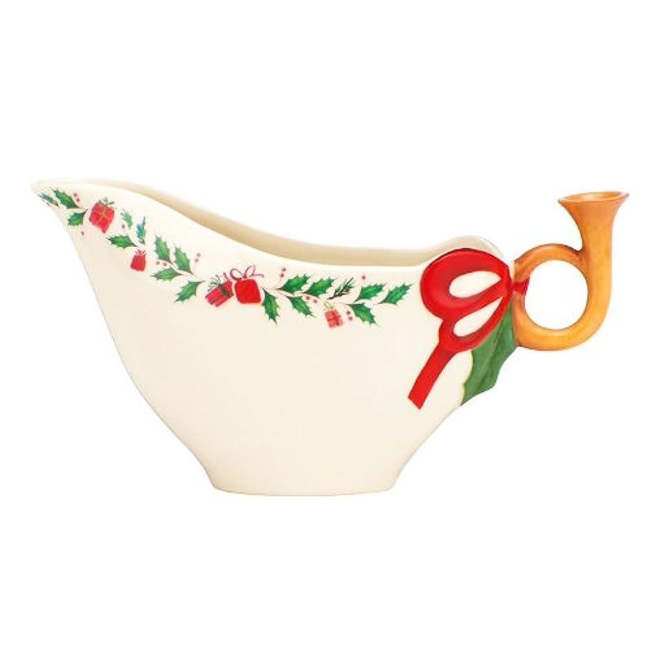 Holiday Inspirations & Illustrations Gravy Boat by Lenox