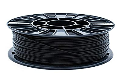 United Chargers Black 3D Printing Filament