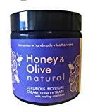 Crema hidratante ultra rica de miel y aceite de oliva de Leatherwood – Piel sensible 120 ml