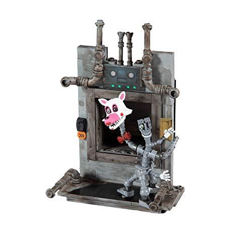 McFarlane Toys - Five Night's at Freddy's Construction Sets - Upper Vent Repair Juego Construcción