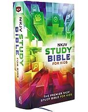 NKJV, Study Bible for Kids, Hardcover, Multicolor: The Premier NKJV Study Bible for Kids