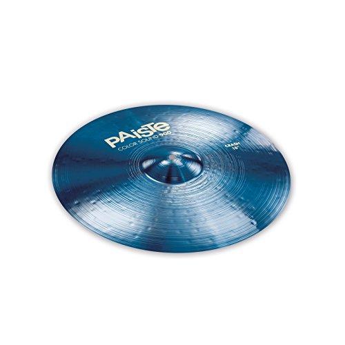 Paiste Colour Sound 900 Blue 18'' Crash · Plato-Crash