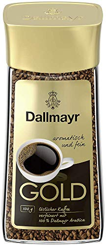 Dallmayr Instant GOLD Kaffee, 100 g