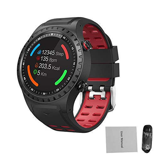 Nicemeet SMA-M1 GPS Sports Watch, Bluetooth Call Multi-Sport Mode Compass Altitude Outdoor Sports Smart Watch (3 Colors)