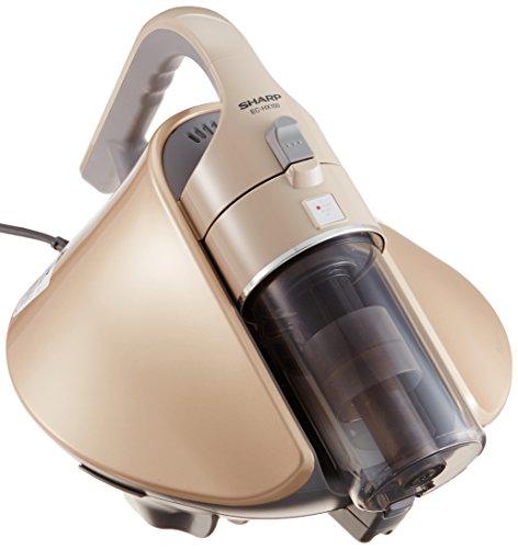 シャープサイクロンふとん掃除機プラズマクラスター搭載ゴールドEC-HX150-N