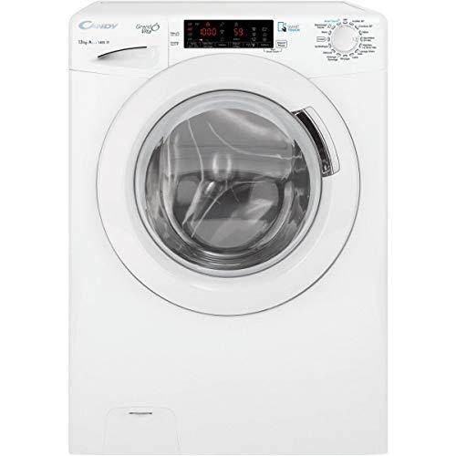 Candy GVS 1413TH3/1-47 machine à laver Autonome Charge par-dessus Blanc 13 kg 1400 tr/min A+++ - Machines à laver (Autonome,...