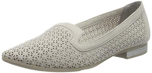 Jana Softline Damen 8-8-24265-24 Slipper, Grau (Lt Grey 204), 40 EU