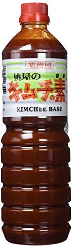 Momoya Salsa Soya Picante Kimuchi - 450 gr