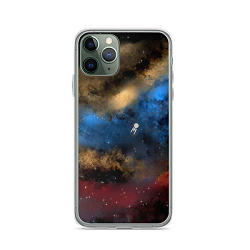 Cedahar Phone Case Star Trek - Boldy Going Digital Painting - StarTrek Compatible with iPhone X/XS Anti Tested