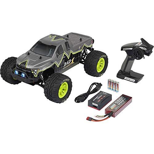 Reely Bad 1 Brushless 1:10 RC Modellauto Elektro Monstertruck Allradantrieb (4WD) 100% RTR 2,4 GHz inkl. Akku, Ladegerä