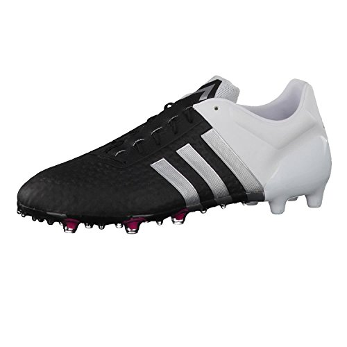 adidas Fussballschuhe ACE 15+ Primeknit FG/AG Limited core black/matte silver/ftwr white 39 1/3