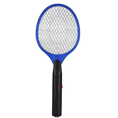 XHCP Elektrische , Mücke F Klatsche Falsfy 1Pc Elektrische Mückenklatsche Anti Mosquito Fly Repellent Insektenschutzmittel Pest Racket Trap Home Tool C.