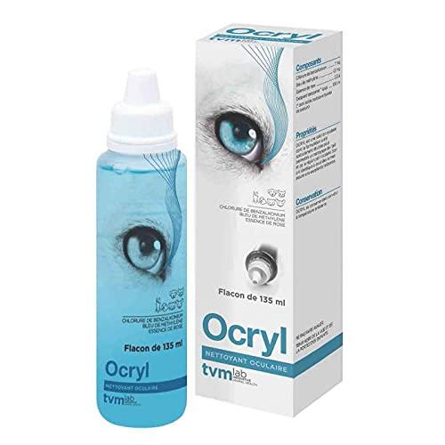 Ocryl - Soin des yeux - pour animaux et oiseaux - 135 ml