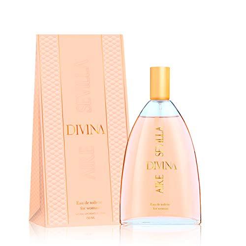 Aire de Sevilla Perfume de Mujer Divina, Floral, 150 Ml