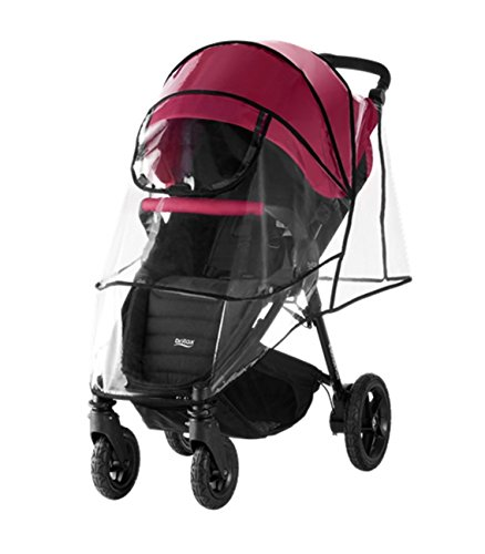 Britax B-Motion plus – Bulles pour silla de paseo, color transparent