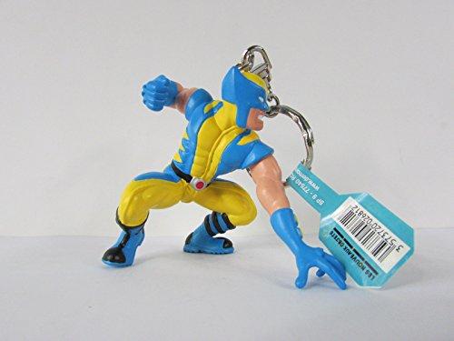 X-Men Wolverine Figurine Porte Clé Marvel Démons et Merveilles