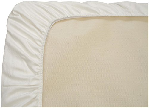 Naturepedic Waterproof Fitted Crib Bedsheet Product Image