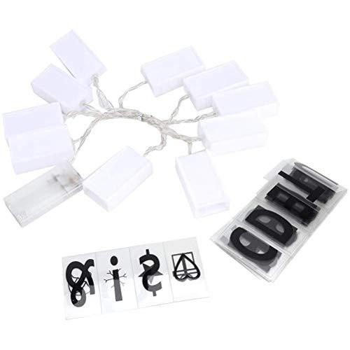 41C3g9mRJUL. SL500  - Scrabble LED, Guirlande de Mots Personnalisable pour la Déco - Maison, Luminaires, Lampe, Decoration, Amazon