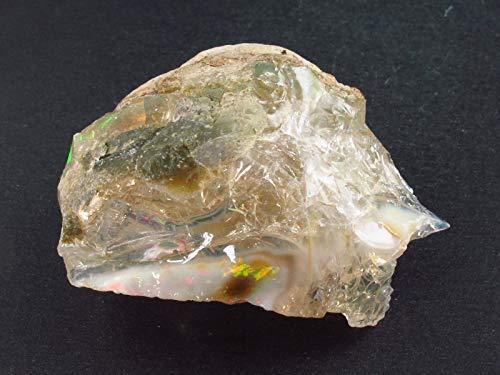 The Russian Stone - Piedra preciosa de ópalo en bruto (4,7 cm, 23,5 g)