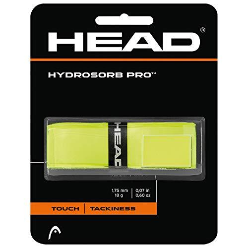 HEAD Unisex-Erwachsene Hydrosorb Pro Griffband, Yellow, Einheitsgröße
