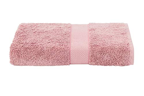 Royal Sheridan - Toalla de baño (algodón Egipcio, 69 x 140 cm), Color Rosa