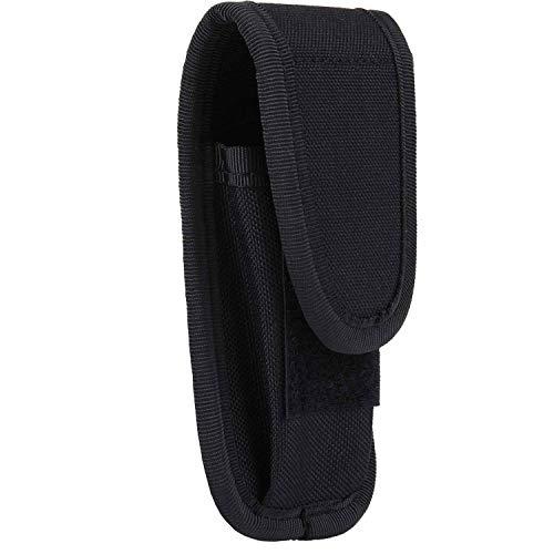 Lampentasche DP215 von CORDURA® Messertasche Tasche für Multittools schwarz Taschenlampentasche Security Polizei Koppeltasche
